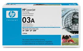 HP LaserJet C3903A Black Print Cartridge, C3903A
