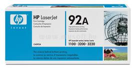 HP LaserJet C4092A Black Print Cartridge, C4092A