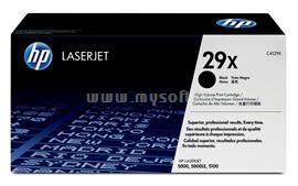 HP LaserJet C4129X Black Print Cartridge, C4129X