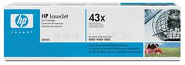 HP LaserJet C8543X Black Print Cartridge, C8543X