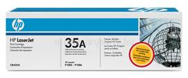 HP LaserJet CB435A Black Print Cartridge, CB435A