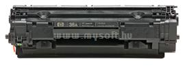 HP LaserJet CB436A Black Print Cartridge, CB436A