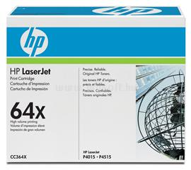 HP LaserJet CC364X Black Print Cartridge, CC364X