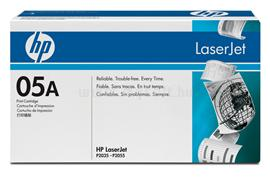 HP LaserJet CE505A Black Print Cartridge, CE505A