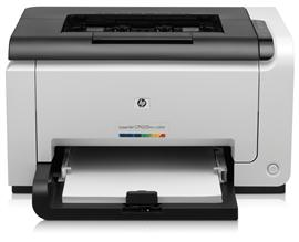 HP LaserJet Pro CP1025nw Color Printer, CE914A