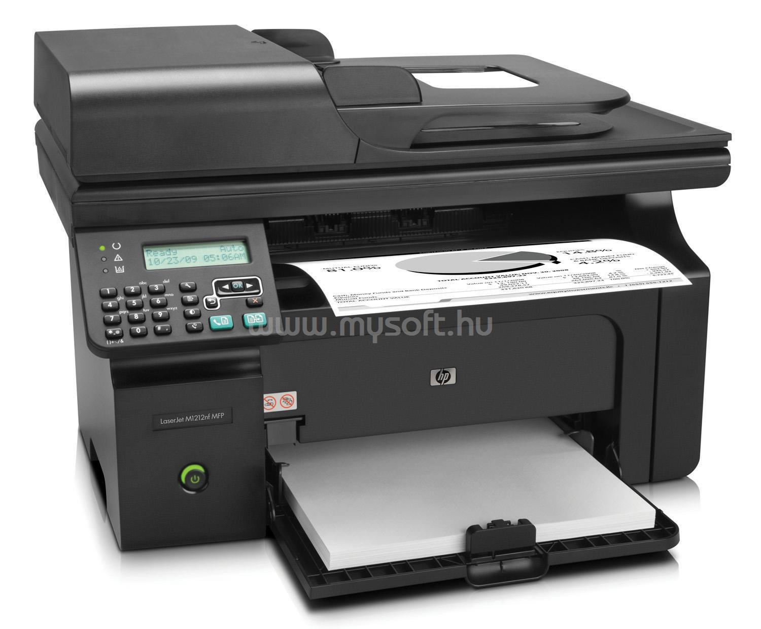 Hp Laserjet M1212nf Mfp Windows 10 Driver