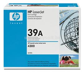 HP LaserJet Q1339A Black Print Cartridge, Q1339A