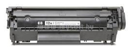 HP LaserJet Q2612A Black Print Cartridge, Q2612A