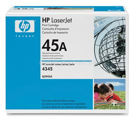 HP LaserJet Q5945A Black Print Cartridge, Q5945A