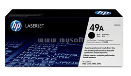 HP LaserJet Q5949A Black Print Cartridge, Q5949A