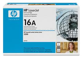 HP LaserJet Q7516A Black Print Cartridge, Q7516A