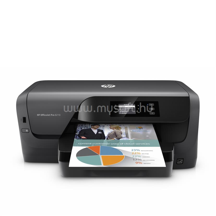 HP OfficeJet Pro 8210 Color Printer