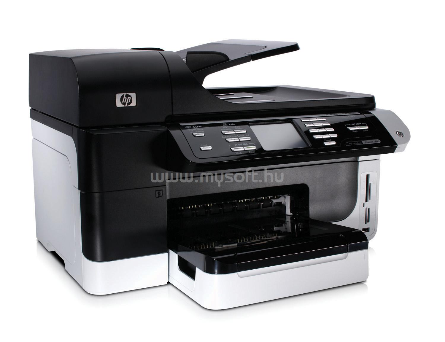 Images of Officejet Pro 8500 Install Software. Hp Officejet Pro 8500 User  Manual ...