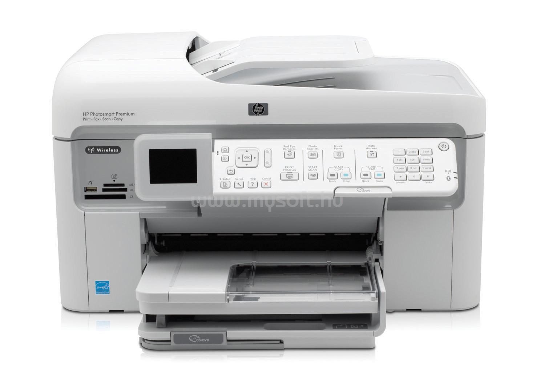 Hp Photosmart C4200 Series Software Update Kunsthempmort