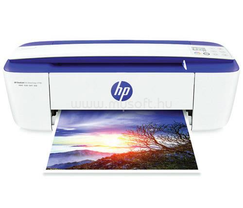 HP DeskJet Ink Advantage 3790 Color Multifunction Printer T8W47C large