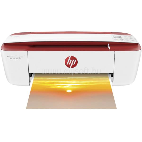 HP DeskJet Ink Advantage 3788 Color Multifunction Printer T8W49C large