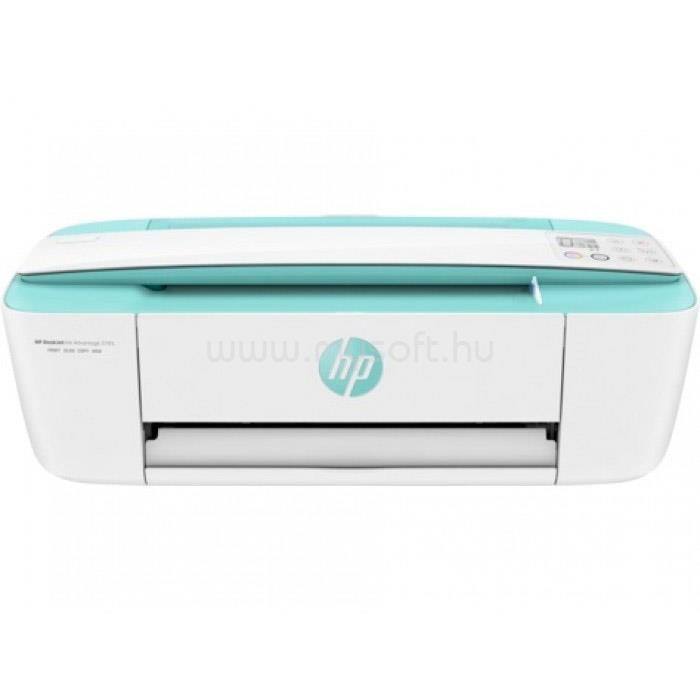 HP DeskJet Ink Advantage 3789 Color Multifunction Printer T8W50C large