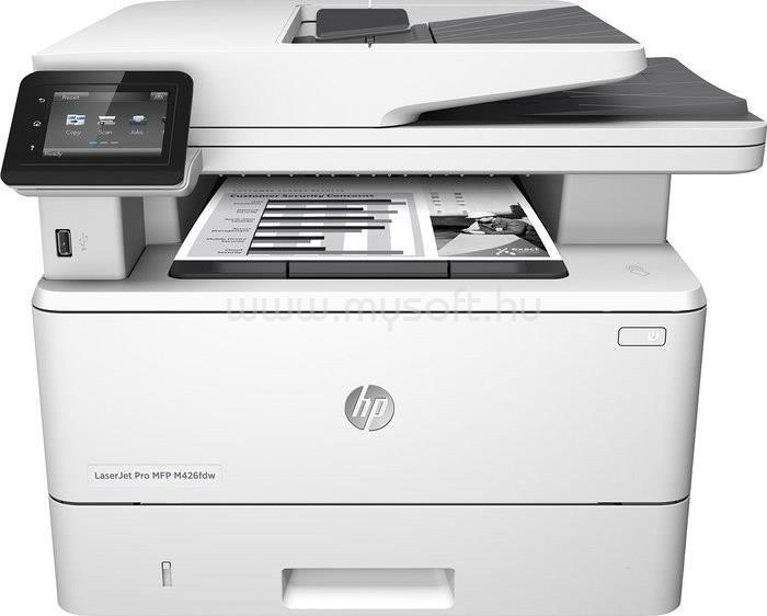 HP LaserJet Pro M428fdw Multifunction Printer