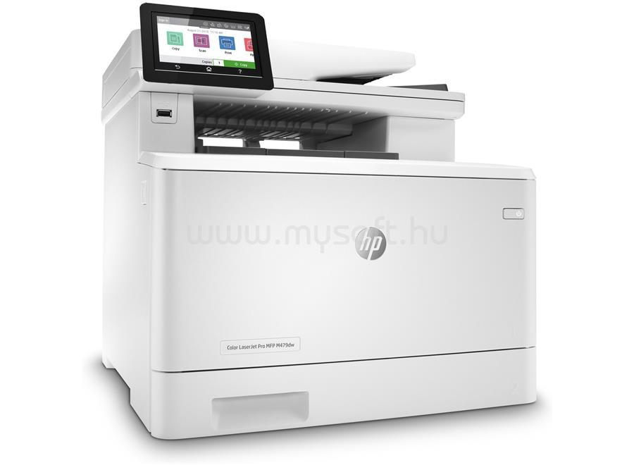 HP Color LaserJet Pro M479dw Multifunction Printer