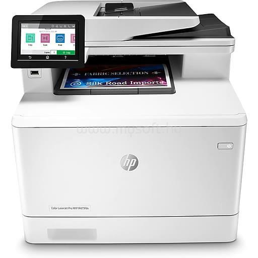 HP Color LaserJet Pro M479fdn Multifunction Printer