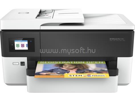 HP OfficeJet Pro 7720 Wide Format Color Multifunction Printer