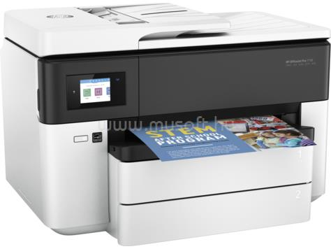 HP Officejet Pro 7730 Wide Format Color Multifunction Printer
