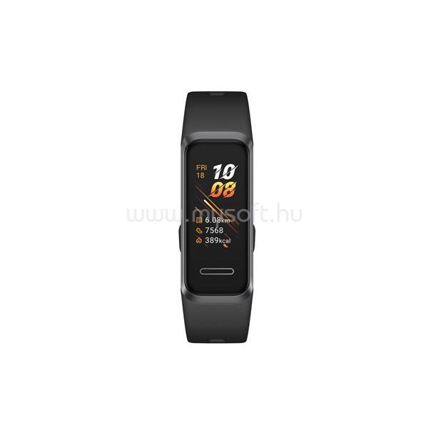 HUAWEI Band 4 Aktivitásmérő karpánt, Grafit fekete