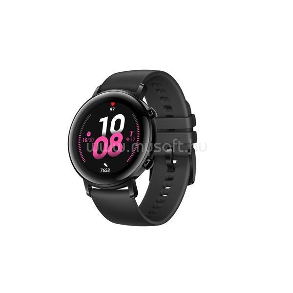HUAWEI Watch GT 2 Okosóra, 42 mm, Fekete