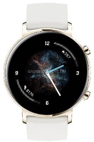 HUAWEI Watch GT 2 Okosóra, 42mm, Fehér 55025350 large
