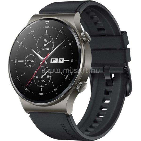 HUAWEI Watch GT 2 Pro fekete okosóra