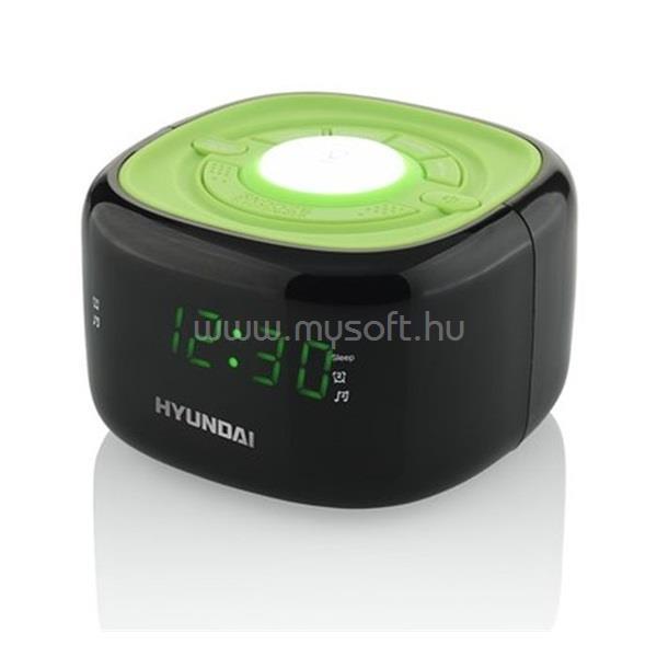 HYUNDAI HYURAC340PLLBG rádiós ébresztőóra