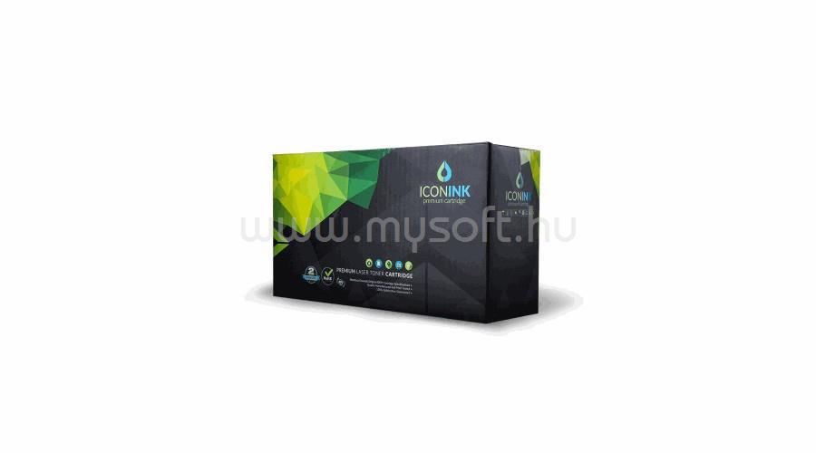ICONINK Utángyártott fekete toner, Brother TN3380