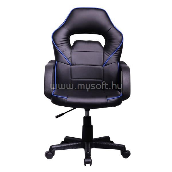 IRIS GCH101BK Gamer szék (fekete/kék)