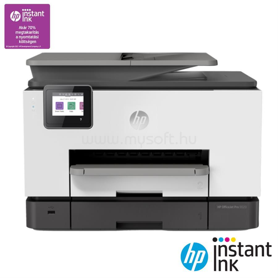 HP OfficeJet Pro 9020 Color Multifunction Printer