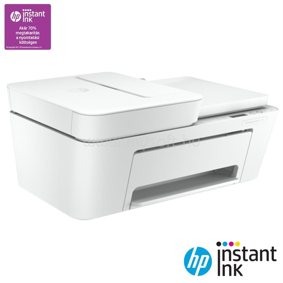 HP DeskJet Plus 4120 Multifunkciós Nyomtató