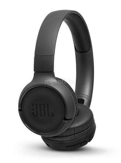 JBL TUNE 500BT fekete Bluetooth fejhallgató