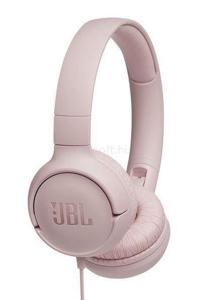 JBL TUNE 500 Rózsaszín fejhallgató