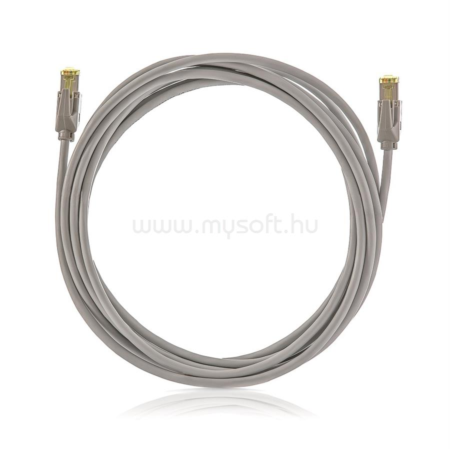 KELINE Cat6A 10Gigabit STP Patch Kábel 3m