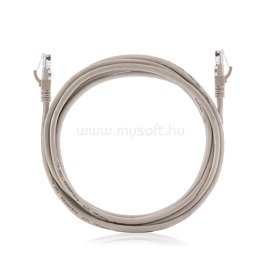 KELINE Cat5E Giga UTP Patch Kábel 3m
