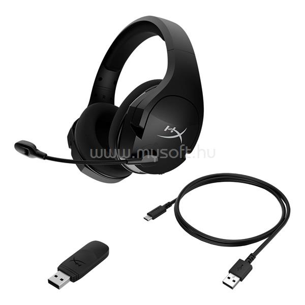 KINGSTON HyperX Cloud Stinger Core 7.1 vezeték nélküli PC gamer headset HHSS1C-BA-BK/G large