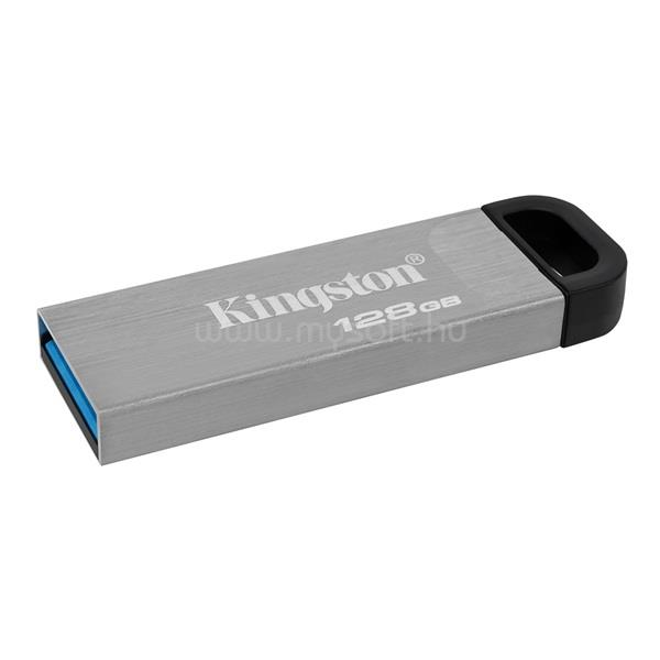 KINGSTON Pendrive 128GB, DT Kyson USB 3.2 Gen 1, fém (200/60)