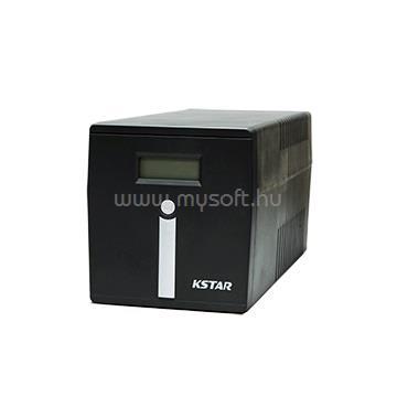 KSTAR UPS 1000VA  Microsine Vonali-interaktív