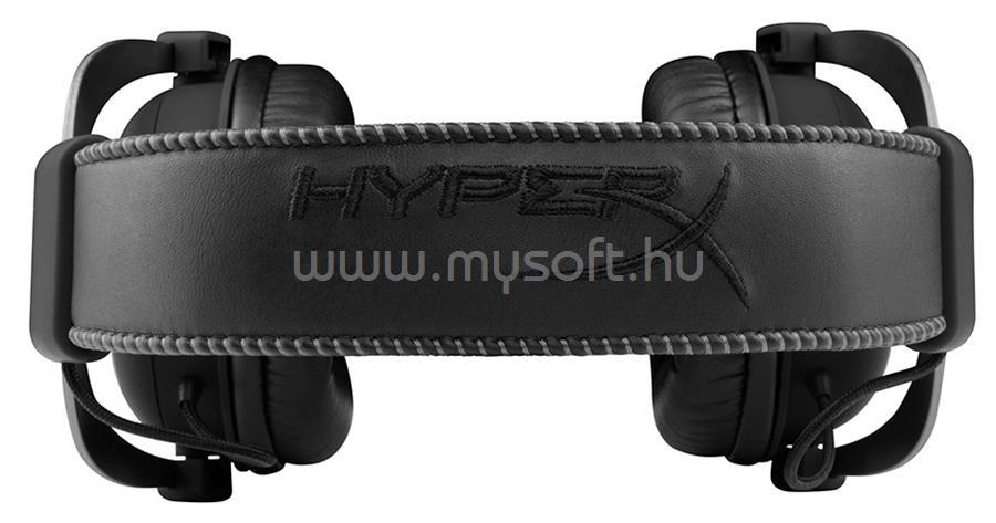 KINGSTON HyperX Cloud II Gun Metal Gamer Headset