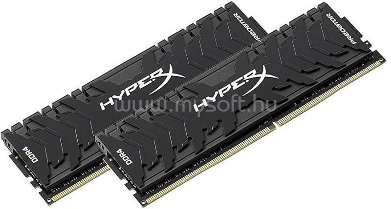KINGSTON DIMM memória 2X8GB DDR4 3200MHz CL16 HYPERX Predator