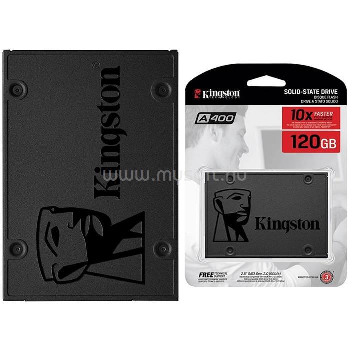 """KINGSTON SSD 120GB 2,5""""  7mm SATA"""
