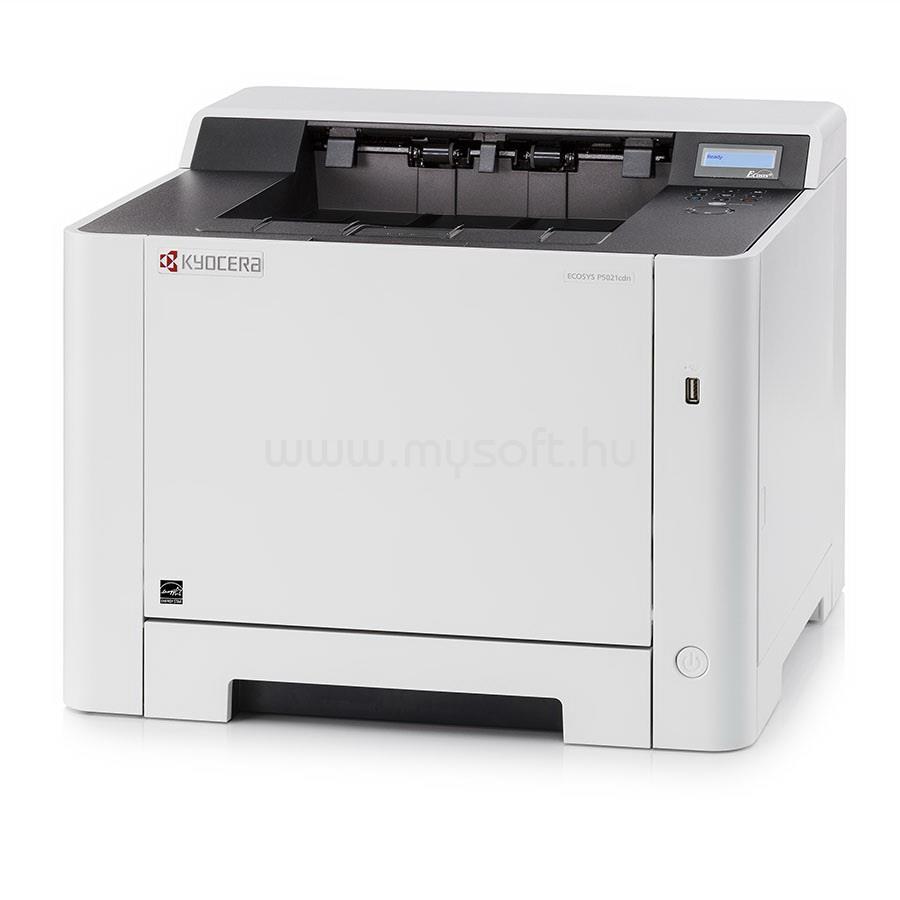 KYOCERA ECOSYS P5021cdn Color Printer