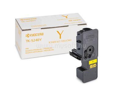 KYOCERA TK-5240Y sárga toner, 3.000 oldal