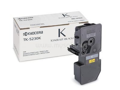 KYOCERA TK-5230K Fekete Toner