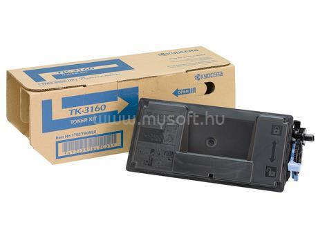 KYOCERA TK-3160 toner, 12.500 oldal