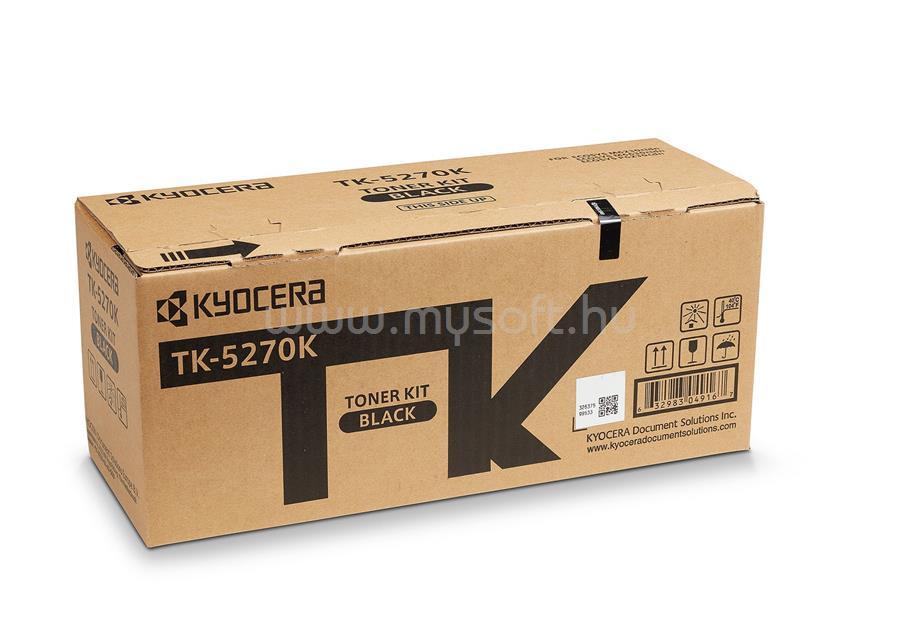 KYOCERA TK-5270 Toner (fekete)